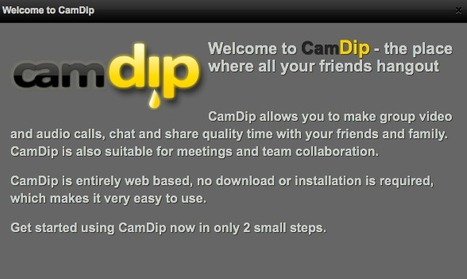CamDip Free Group Video Chat | Media & Learning | Scoop.it