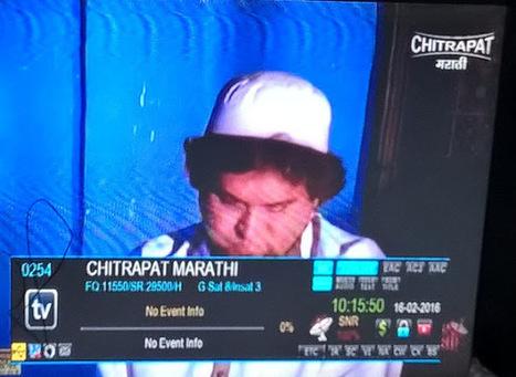 Chitrapat Marathi channel added on DD Freedish