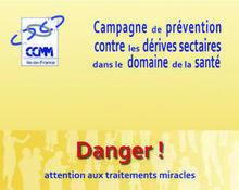 Campagne de prévention contre les dérives sectaires dans le domaine de la santé | Créatifs culturels | Scoop.it