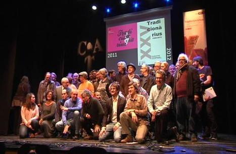 El Tradicionàrius celebra 30 edicions reunint tots els músics del primer festival   Plaça Lesseps   Scoop.it