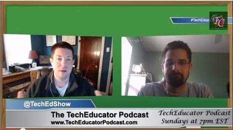 A Beginner's Guide to Twitter - Tech Educator Webinar - Instructional Tech Talk | E-Learning and Online Teaching | Scoop.it