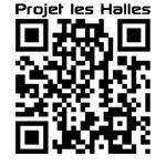 Des flashcodes aux Halles, Photographies du projet des Halles | Projet les Halles | Scoop.it
