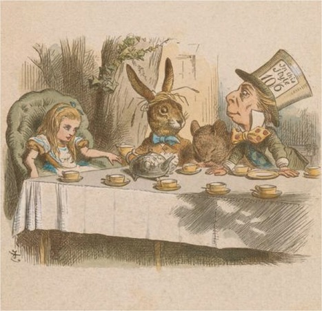 The Lewis Carroll Society Website - Homepage | Leitura e literatura | Scoop.it