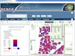 DREAMaps Online Officially Released to Provide Counties a Better Way to Map and Assess Property - Directions Magazine | GIS Today | Scoop.it