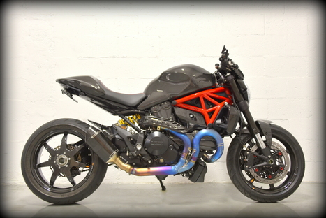 ducati monster 1200cshift-tech carbon | duc