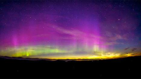 Northern Lights captured in timelapse film in Caithness - wonderful video   Scottish Highlands explored   Scoop.it