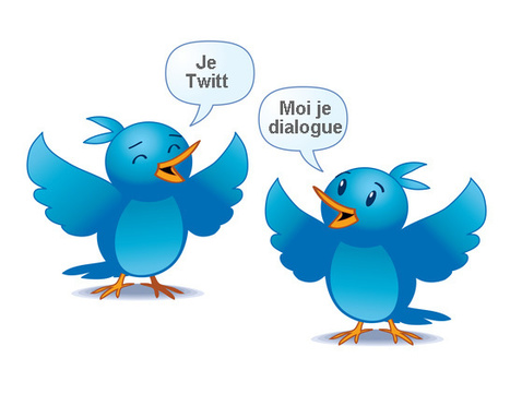 Twitter… Mon tiercé gagnant pour réussir et mettre en place des relations de qualité | La Grenouille du Web | Socialomate : un assistant de mise en relation sur Twitter | Scoop.it