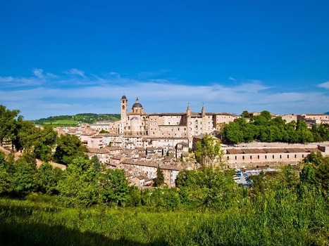 Urbino among the Italy's Most Stunning Hilltop Towns | Le Marche another Italy | Scoop.it