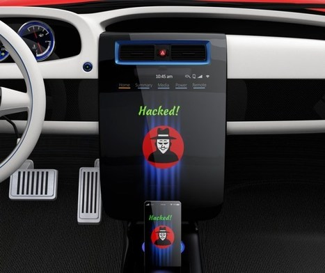 Here Is How To Address Car Hacking Threats | TechCrunch | Atlanta Trial Attorney  Road SafetyNews; | Scoop.it