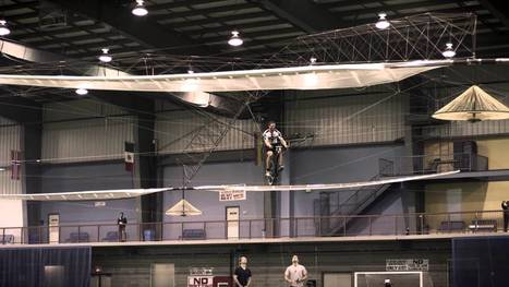 Atlas Human-Powered Helicopter - AHS Sikorsky Prize Flight   cross pond high tech   Scoop.it