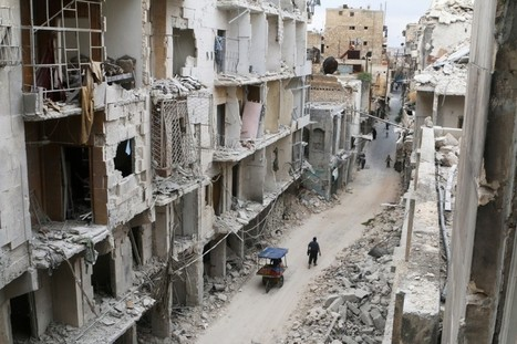 Aleppo Is Falling   Geography Education   Scoop.it
