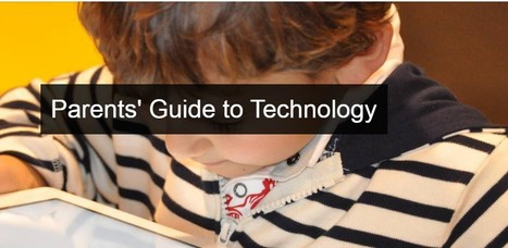 Parents' Guide to Technology | Be  e-Safe | Scoop.it