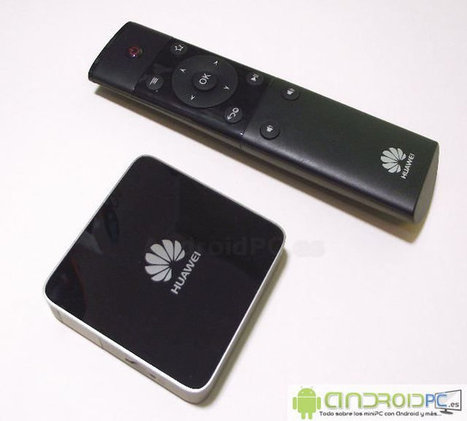Review of Huawei MediaQ M310 Android TV Box | Embedded Systems News | Scoop.it