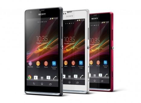 Sony Xperia SP, la última novedad de Sony | Mobile Technology | Scoop.it