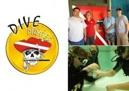 Dive Pirates Foundation uses new SSI tools to train disabled divers | All about water, the oceans, environmental issues | Scoop.it