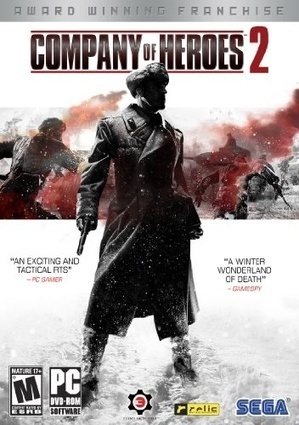 Company of Heroes 2 – SEGA | Games on the Net | Scoop.it