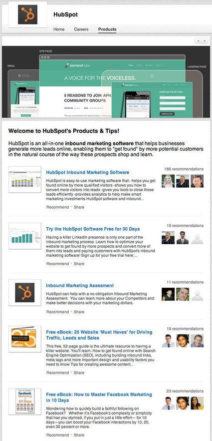 2 pharma LinkedIn company pages that rock | Pharma and ePharma | Scoop.it