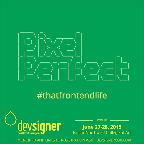 Devsigner Conference on Twitter | ASCII Art | Scoop.it