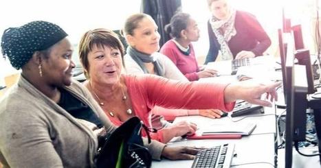 Internet pour tous en habitat social à Brest, retour sur un programme pionnier - Les cahiers connexions solidaires | partage&collaboratif | Scoop.it