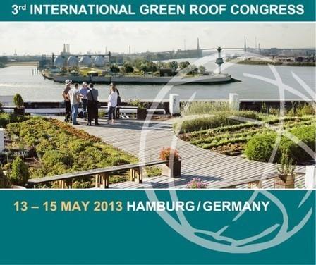 3rd International Green Roof Congress 2013 | Vertical Farm - Food Factory | Scoop.it