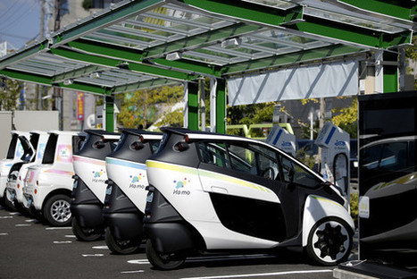 How Electric Vehicles Could End Car Ownership as We Know It | Societal Resilience, Foodproduction, Mobility, Living, Logistics, Infrastructure | Scoop.it