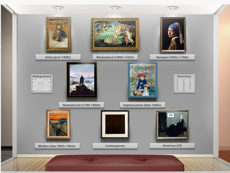 Enjoy World Renown Art and Design on the iPad with these Top Museum Apps | iPad learning | iPads in school | Scoop.it