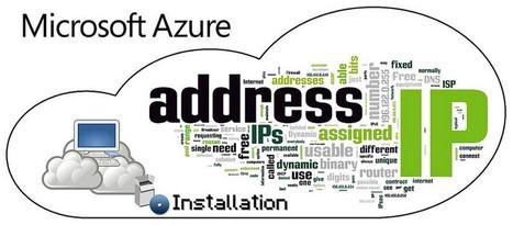 #Microsoft #Azure #IaaS - Comment affecter une adresse #IP statique lors de la création d une #VM | #Security #InfoSec #CyberSecurity #Sécurité #CyberSécurité #CyberDefence & #DevOps #DevSecOps | Scoop.it