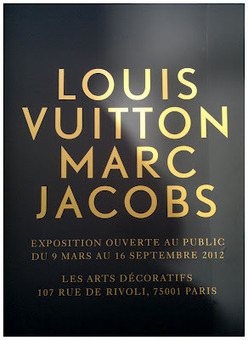 Nibelle et Baudouin: Louis Vuitton - Marc Jacobs : Exposition aux Arts Décoratifs | Fashion Trendnews | Scoop.it