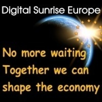 Let's shape the economy #DSEU | Digital Sunrise Europe | Scoop.it
