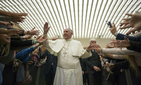 Papa anuncia aceleradora de startups no Vaticano | Observatorio do Conhecimento | Scoop.it