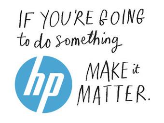 Big Brand Theory: Hewlett-Packard Makes It Matter to Many | Optimisation des médias sociaux | Scoop.it