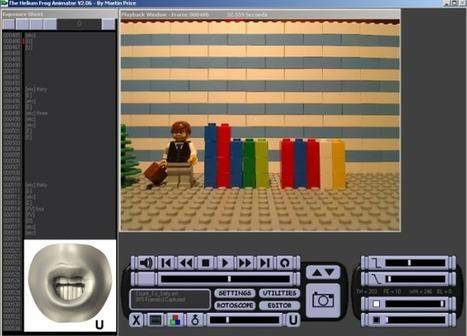 Logiciel gratuit Helium Frog Animator 2012 Licence gratuite Animation en stop motion sur un PC Windows   enseignement en primaire   Scoop.it