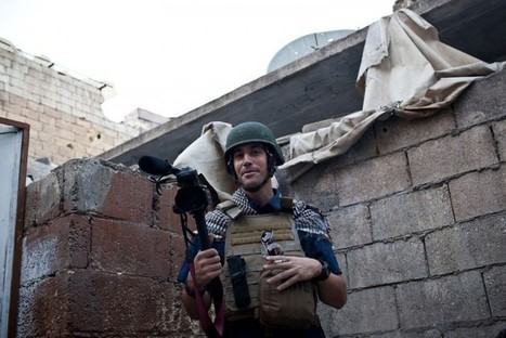 Journalist James Foley remains missing after being kidnapped in Syria in Nov. 2012 | Photojournalism reporting | Scoop.it
