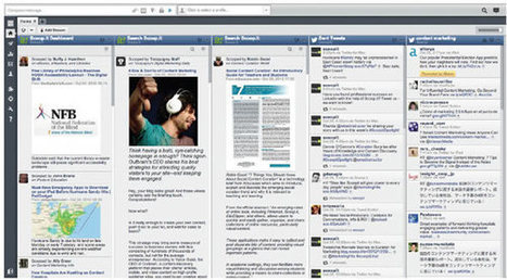 Scoop.it, 5 millions de visiteurs uniques et une intégration dans HootSuite | transition digitale : RSE, community manager, collaboration | Scoop.it