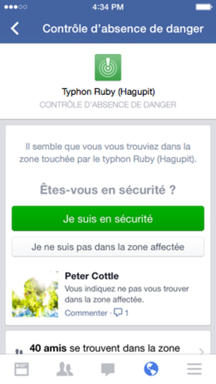 Power of #socialGraph: How Facebook Tells Your Friends You're Safe in a Disaster in Under 5min via @HighScal | Digital Transformation of Businesses | Scoop.it