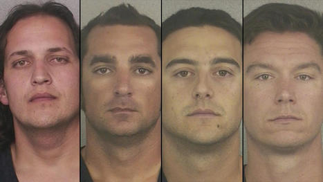 Fort Lauderdale, Florida Firefighters Arrested in Alleged Forgery Scheme | riding horse drunk | Scoop.it