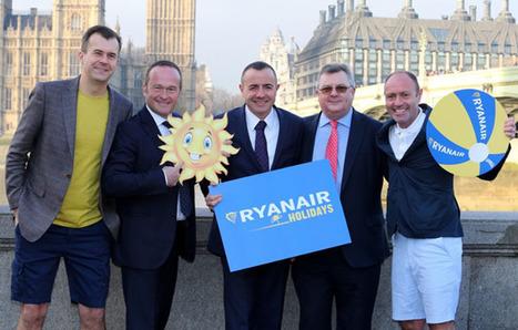 Ryanair se lance dans le tour-operating | Médias sociaux et tourisme | Scoop.it