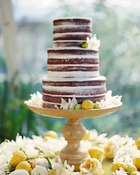 How To Order The Right Wedding Cake Feed All Guests