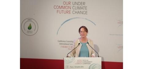 A Paris, la science au chevet du climat - Sciences et Avenir   NTIC: nouvelles technologies   Scoop.it