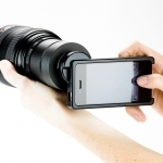 The iPhone 4 SLR Mount   Appertunity's fun & creative iphone news   Scoop.it