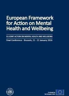 Publications of EU joint action on Mental Health and Wellbeing   Worplace health promotion   Scoop.it