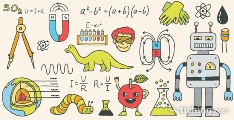 ¡Aprende ciencia de manera divertida! | El Blog de Educación y TIC | Recursos y actividades para Educación Infantil y Primaria | Scoop.it