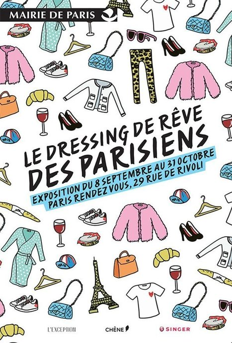 Evènement   Le Dressing de Rêve des Parisiens devient réalité 6cc73928c3b