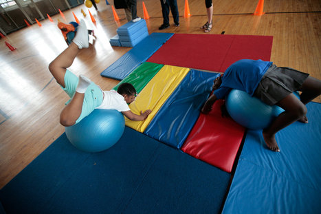 How Physical Fitness May Promote School Success | Salud en Acción | Scoop.it