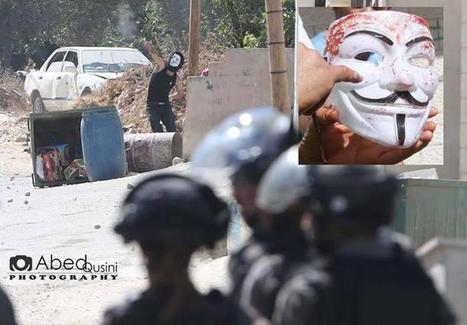 Israel murdered an #Anonymous. He was Legion. 1 of us:  Tayyeb Shehadah RIP (Updated) | Occupied Palestine | Scoop.it