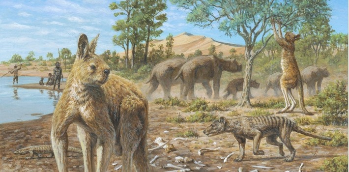 Aboriginal Australians co-existed with the megafauna for at least 17,000 years  | HeritageDaily | Kiosque du monde : Océanie | Scoop.it