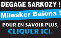 Bizi ! » Une enquête pour « Offense au chef de l'Etat » semble ouverte à Bayonne: | Sarkozy Dégage | Scoop.it