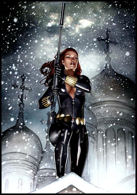 Comics Spotlight on Black Widow: Deadly Origin   All Geeks   Scoop.it