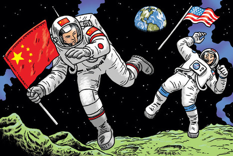 Red Moon Rising - China's next step for superpower status? | Geography In the News | Scoop.it