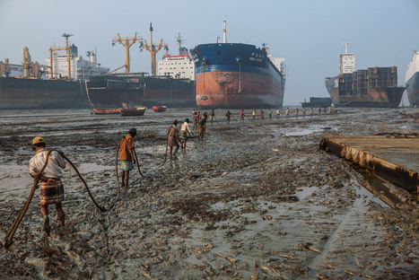 The Ship-Breakers | Ms. Postlethwaite's Human Geography Page | Scoop.it